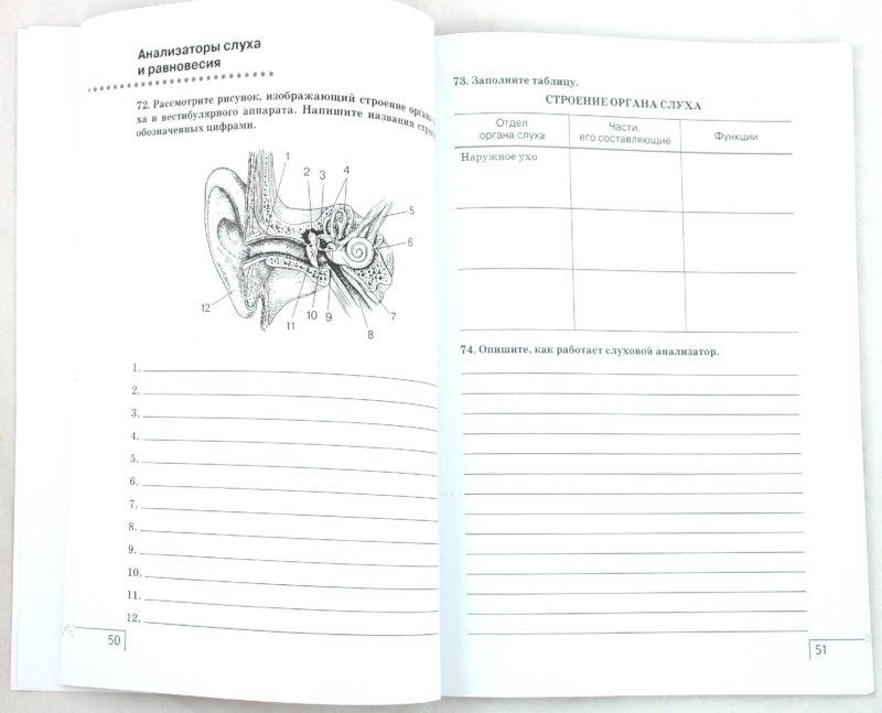 Драгомилов а. Г. , маш р. Д. Биология. 8 класс [pdf] все для студента.