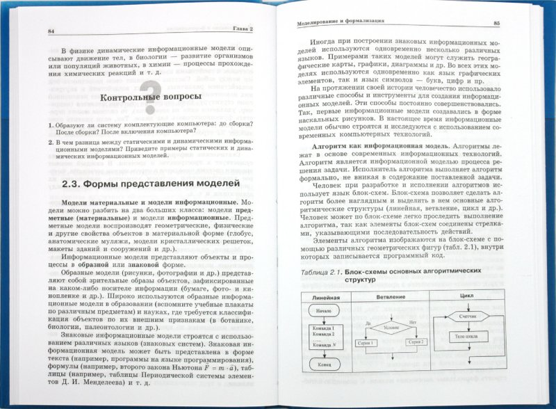 угринович 10-11 гдз ивт по класс