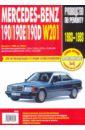 цена на Mercedes-Benz 190/190E/190D: Руководство по эксплуатации, техническому обслуживанию и ремонту