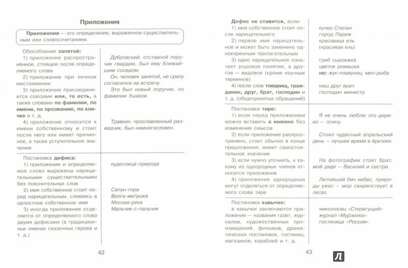 Иллюстрация 1 из 31 для Грамматика русского языка в таблицах и схемах - Ирина Новиченок | Лабиринт - книги. Источник: Лабиринт