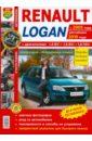 Renault Logan c 2005 г., рестайлинг 2010 года. Эксплуатация, обслуживание, ремонт renault logan 2 с 2014 г эксплуатация обслуживание ремонт практическое пособие