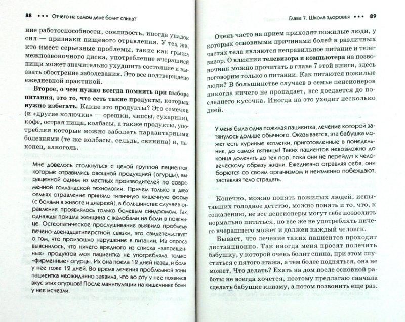 Иллюстрация 1 из 8 для Отчего на самом деле болит спина? Консультация мануального терапевта - Радик Гареев | Лабиринт - книги. Источник: Лабиринт