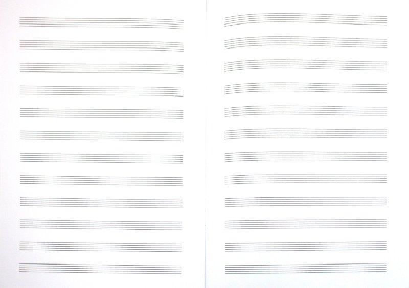 Иллюстрация 1 из 3 для Тетрадь для нот. Моцарт (713002)   Лабиринт - канцтовы. Источник: Лабиринт