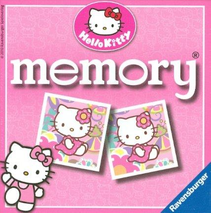 "Иллюстрация 1 из 13 для Карточная игра (Мемори-мини) ""Hello Kitty"" (224043)   Лабиринт - игрушки. Источник: Лабиринт"