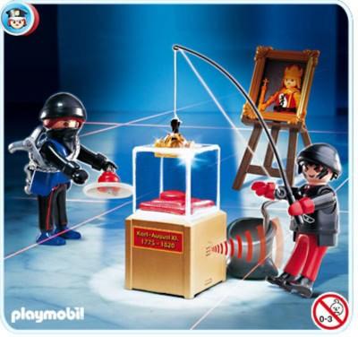 Иллюстрация 1 из 13 для Грабители (4265) | Лабиринт - игрушки. Источник: Лабиринт