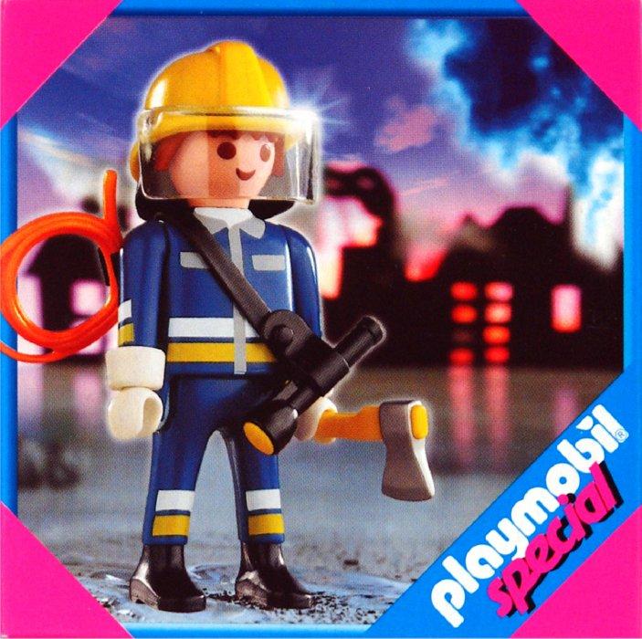 Иллюстрация 1 из 8 для Пожарный (4675) | Лабиринт - игрушки. Источник: Лабиринт