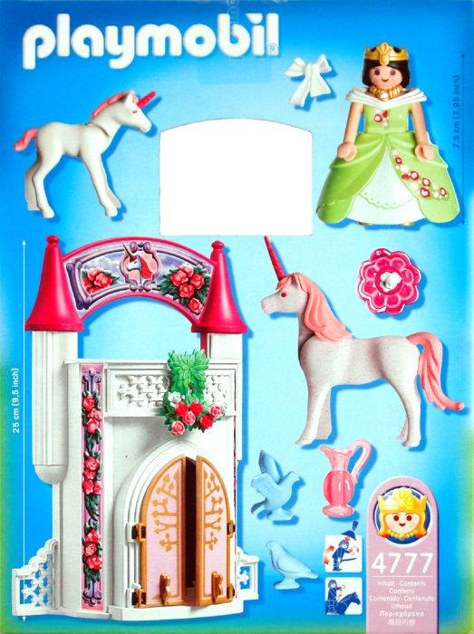 """Иллюстрация 1 из 11 для Замок единорога """"Возьми с собой"""" (4777)   Лабиринт - игрушки. Источник: Лабиринт"""