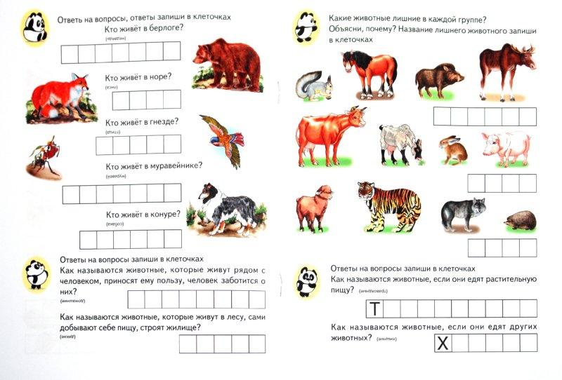 Иллюстрация 1 из 16 для Тесты. Окружающий Мир детям 6-7 лет | Лабиринт - книги. Источник: Лабиринт
