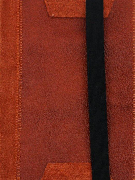 Иллюстрация 1 из 2 для Обложка для книг кожаная (ВstM 5.2) | Лабиринт - канцтовы. Источник: Лабиринт