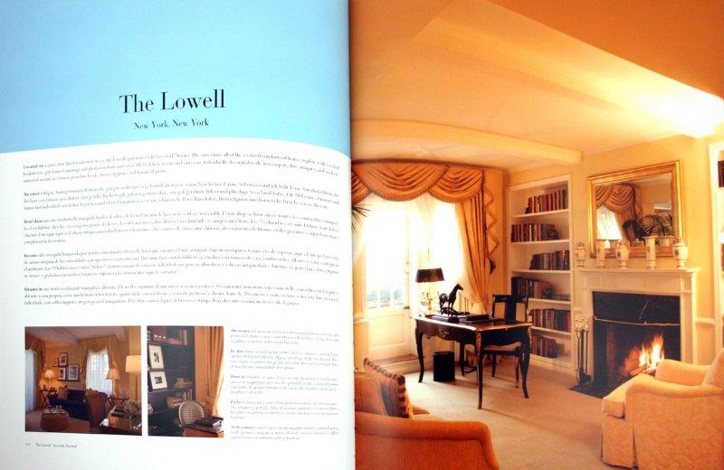 Иллюстрация 1 из 3 для Luxury Hotels America - Farameh, Feuer, Holzberg | Лабиринт - книги. Источник: Лабиринт