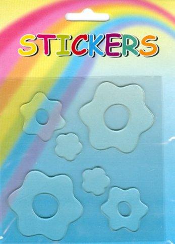 Иллюстрация 1 из 8 для Наклейки детские GD гелевые, светящиеся в темноте | Лабиринт - игрушки. Источник: Лабиринт