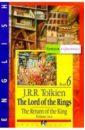Толкин Джон Рональд Руэл Властелин колец: Возвращение Государя. Книга 6. Том 2 (на английском языке) толкин джон рональд руэл возвращение государя