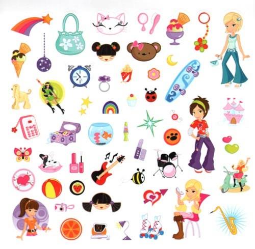 Иллюстрация 1 из 21 для Клуб классных девчонок. Фиолетовая | Лабиринт - книги. Источник: Лабиринт