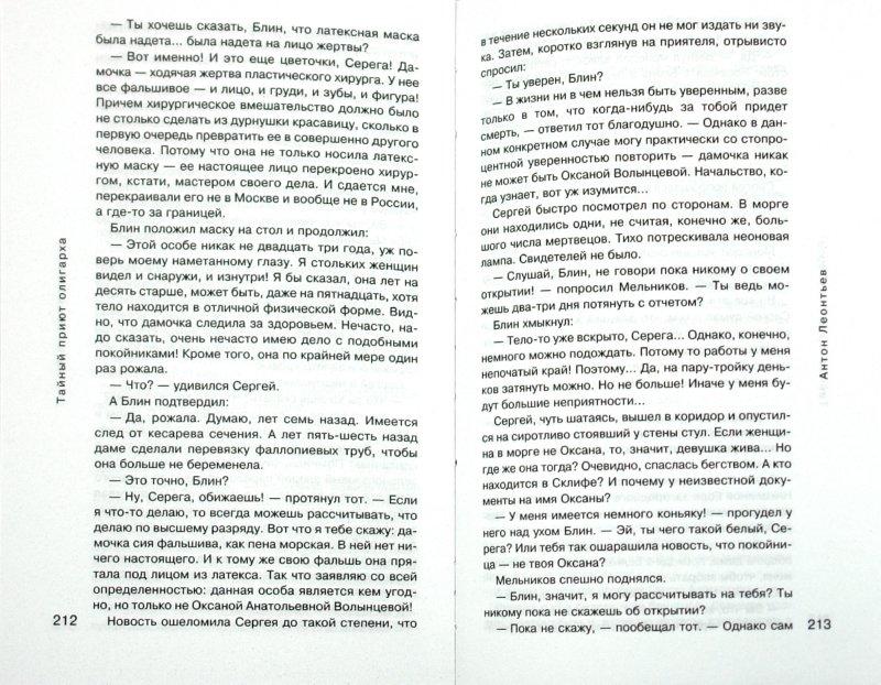 Иллюстрация 1 из 5 для Тайный приют олигарха - Антон Леонтьев | Лабиринт - книги. Источник: Лабиринт