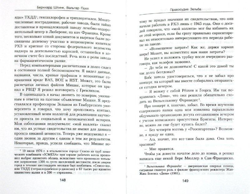 Иллюстрация 1 из 16 для Правосудие Зельба - Шлинк, Попп   Лабиринт - книги. Источник: Лабиринт