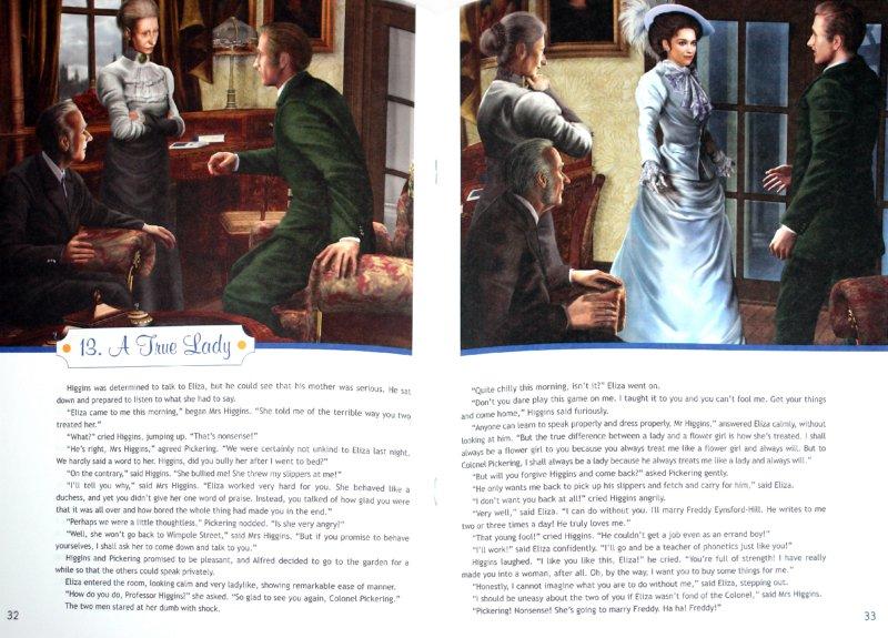"""Иллюстрация 1 из 13 для Английский язык. Английский в фокусе. 9 класс. Книга для чтения """"Пигмалион"""" - Бернард Шоу   Лабиринт - книги. Источник: Лабиринт"""