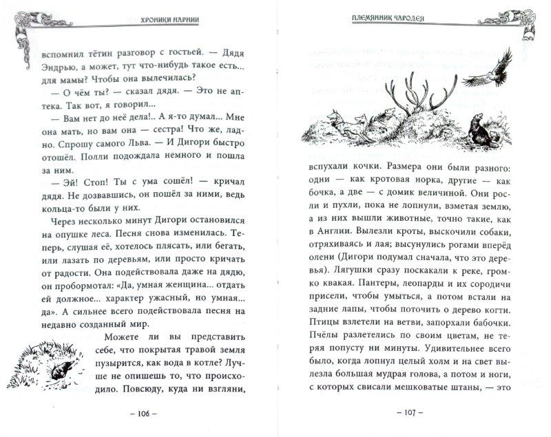 Иллюстрация 1 из 14 для Племянник Чародея - Клайв Льюис   Лабиринт - книги. Источник: Лабиринт