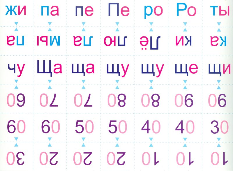 Иллюстрация 1 из 3 для Касса букв и слогов, цифр и счетного материала | Лабиринт - книги. Источник: Лабиринт