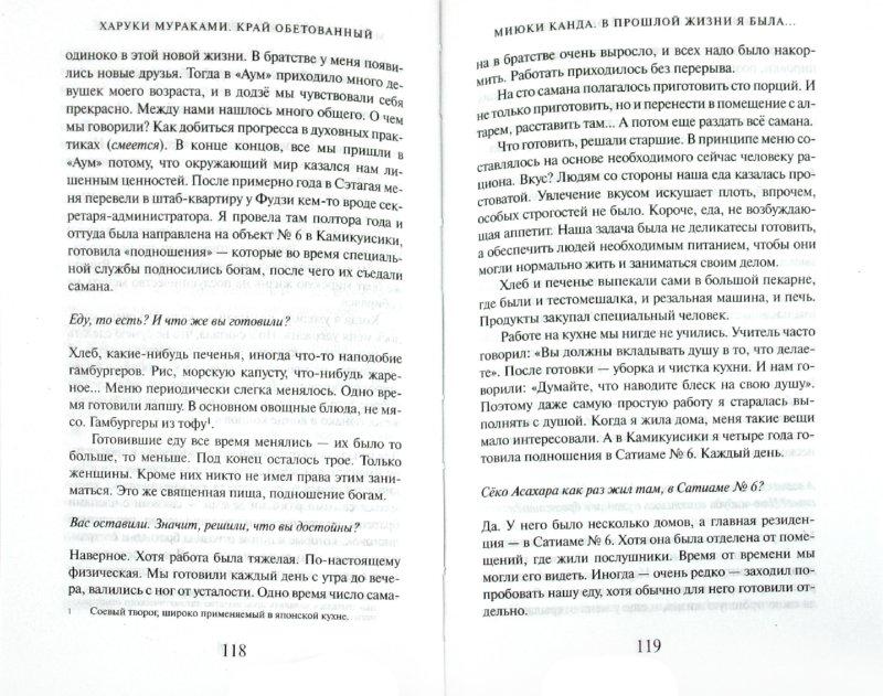 Иллюстрация 1 из 23 для Край обетованный - Харуки Мураками | Лабиринт - книги. Источник: Лабиринт