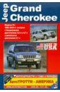 Jeep Grand Cherokee модели WJ. Модели выпуска 1999-2004 гг.