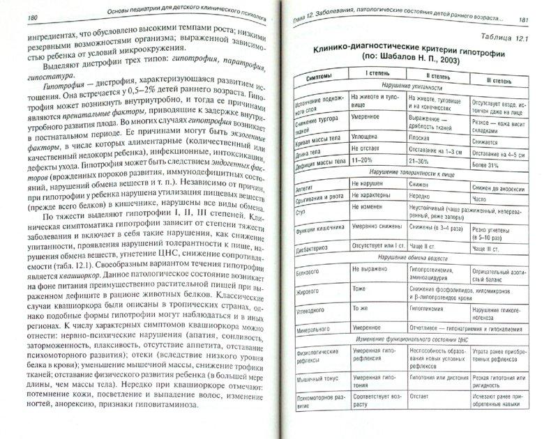 Иллюстрация 1 из 31 для Основы педиатрии для детского клинического психолога - Игорь Кельмансон | Лабиринт - книги. Источник: Лабиринт