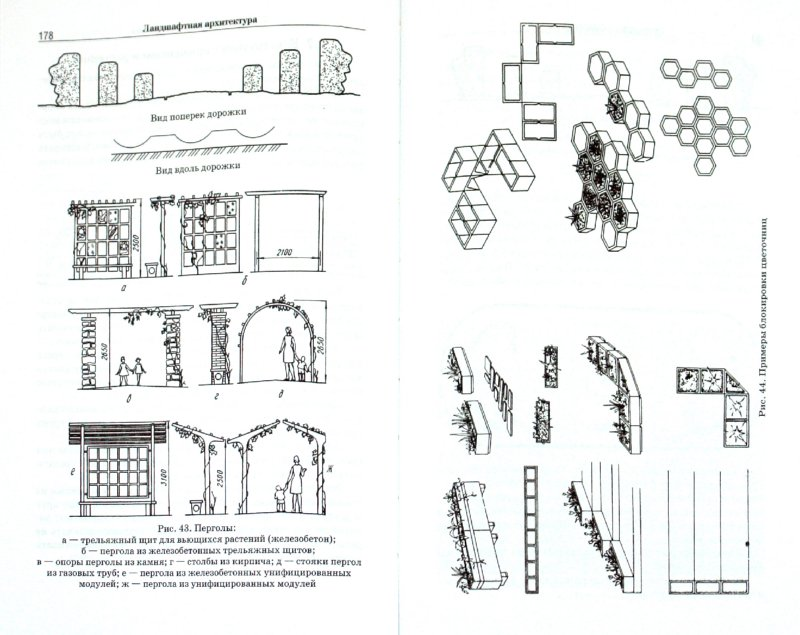 Иллюстрация 1 из 13 для Ландшафтная архитектура. Учебное пособие - Кукушин, Кружилин | Лабиринт - книги. Источник: Лабиринт