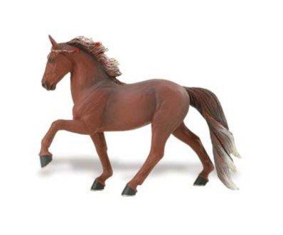 Иллюстрация 1 из 10 для Лошадь Теннеси, бурая (159305) | Лабиринт - игрушки. Источник: Лабиринт