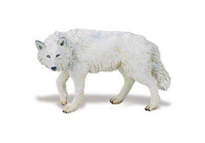 Иллюстрация 1 из 2 для Белый волк (220029) | Лабиринт - игрушки. Источник: Лабиринт