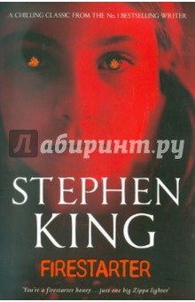 FIRESTARTER by STEPHEN KING (Hardcover, Viking) 1980 BC 1ST EDITION - NICE!