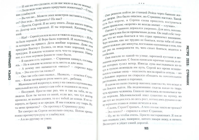 Иллюстрация 1 из 11 для Метро 2033: Странник - Сурен Цормудян | Лабиринт - книги. Источник: Лабиринт