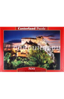Puzzle-500. Замок. Словакия (В-51489)