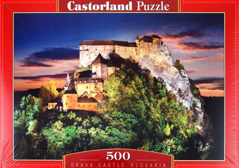 Иллюстрация 1 из 5 для Puzzle-500. Замок. Словакия (В-51489) | Лабиринт - игрушки. Источник: Лабиринт