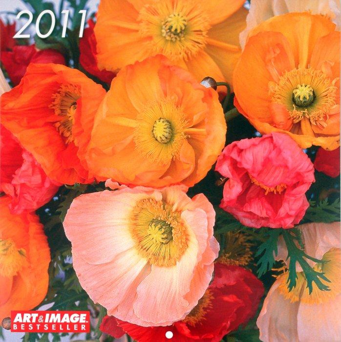 """Иллюстрация 1 из 4 для Календарь 2011 """"Цветы"""" (4440-3)   Лабиринт - сувениры. Источник: Лабиринт"""