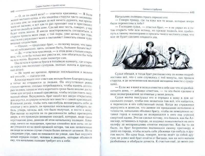 Иллюстрация 1 из 29 для Сказки тысячи и одной ночи | Лабиринт - книги. Источник: Лабиринт