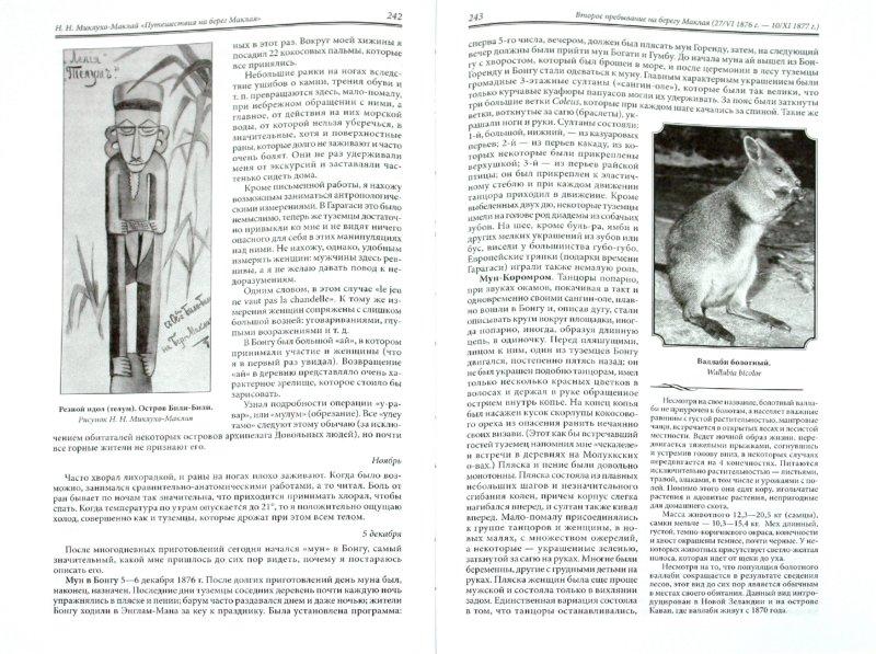 Иллюстрация 1 из 56 для Путешествия на берег Маклая - Николай Миклухо-Маклай | Лабиринт - книги. Источник: Лабиринт