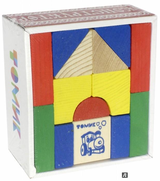 Иллюстрация 1 из 27 для Конструктор цветной (14 деталей) (6678-14) | Лабиринт - игрушки. Источник: Лабиринт