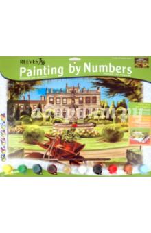 """Набор для раскрашивания красками """"Summer Garden"""" (PL/EH2)"""