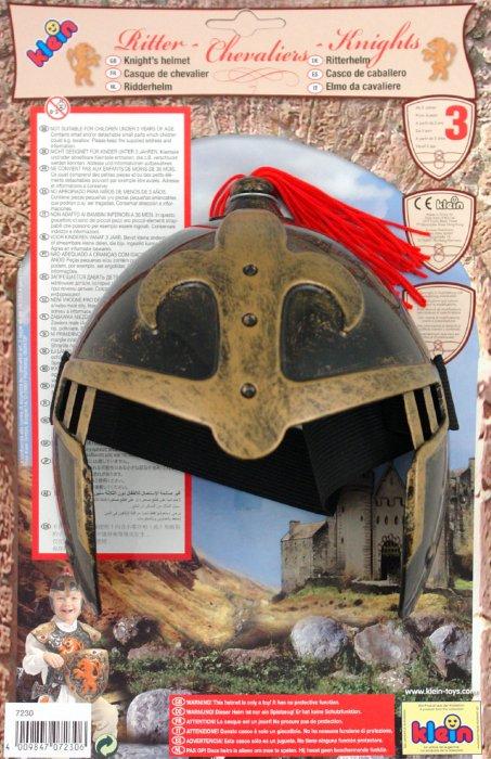 Иллюстрация 1 из 4 для Рыцарский шлем (7230) | Лабиринт - игрушки. Источник: Лабиринт