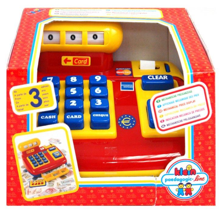 Иллюстрация 1 из 7 для Игрушка-касса с чеком (9300) | Лабиринт - игрушки. Источник: Лабиринт