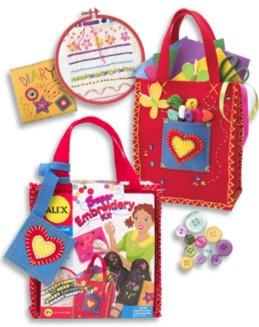 Иллюстрация 1 из 2 для Набор для рукоделия в сумке (183W) | Лабиринт - игрушки. Источник: Лабиринт
