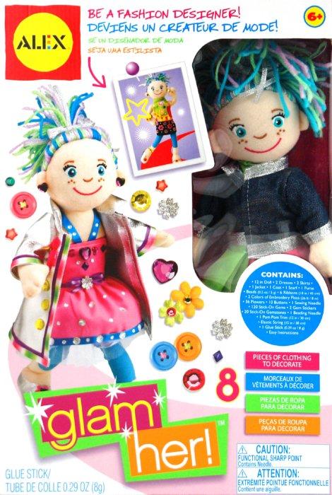 Иллюстрация 1 из 8 для Стань дизайнером. Кукла с одеждой и аксессуарами (370F)   Лабиринт - игрушки. Источник: Лабиринт