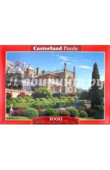 Puzzle-1000 Воронцовский Дворец, Крым (C-102143) пазлы crystal puzzle 3d головоломка вулкан 40 деталей