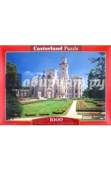 Puzzle-1000 Замок, Чехия (С-102167)