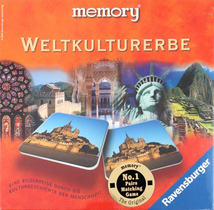 """Иллюстрация 1 из 4 для Мемори """"Культурное наследие"""" (263776)   Лабиринт - игрушки. Источник: Лабиринт"""