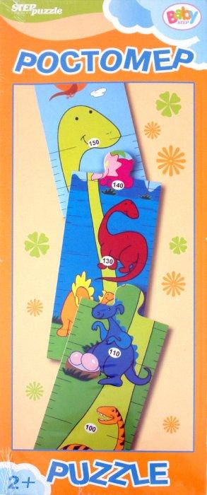 Иллюстрация 1 из 3 для Игра из дерева Ростомер-пазл (89015) | Лабиринт - игрушки. Источник: Лабиринт
