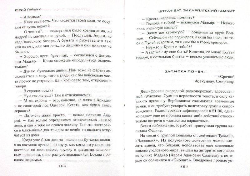 Иллюстрация 1 из 6 для Штрафбат. Закарпатский гамбит - Юрий Гайдук | Лабиринт - книги. Источник: Лабиринт