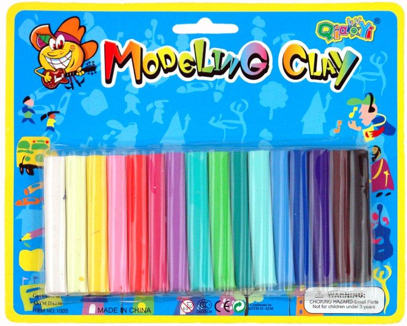 Иллюстрация 1 из 2 для Набор воскового пластилина 16 цветов (1005)   Лабиринт - игрушки. Источник: Лабиринт