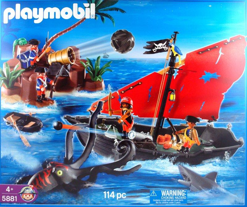 Иллюстрация 1 из 2 для Приключения пиратов (5881)   Лабиринт - игрушки. Источник: Лабиринт