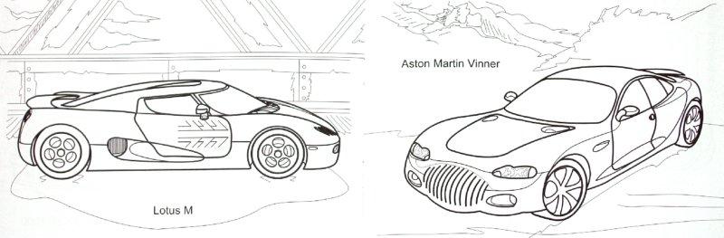 Иллюстрация 1 из 11 для Спортивные легковые автомобили | Лабиринт - книги. Источник: Лабиринт