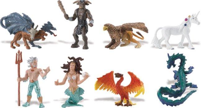 Иллюстрация 1 из 22 для Мифические королевства (689904) | Лабиринт - игрушки. Источник: Лабиринт